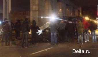 Следователи попали в серьезное ДТП во Владивостоке