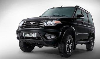 Начались продажи обновленного UAZ Patriot