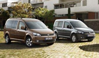 Volkswagen Caddy по специальной цене в Авто АЛЕА