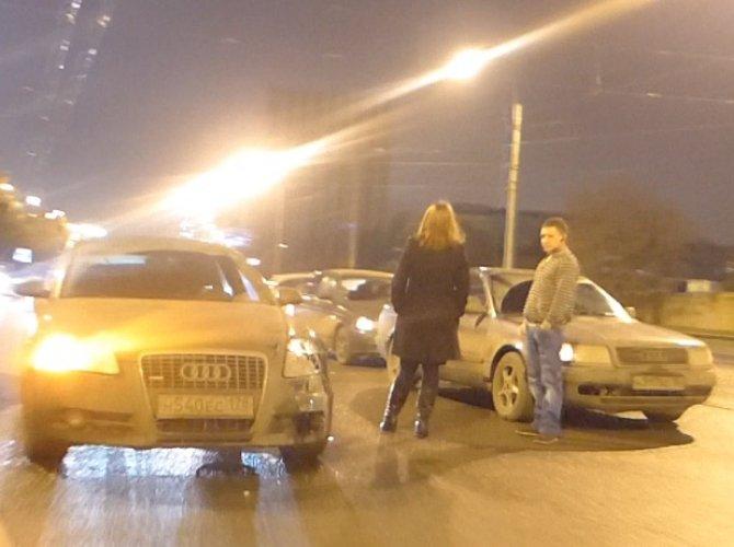 ДТП на Политехнической улице