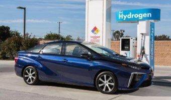 Водородный двигатель: Toyota стартовала