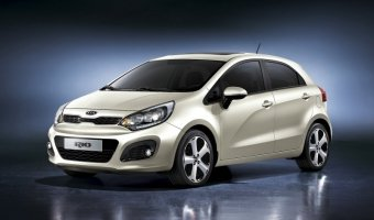 Kia: продажи приостановлены, кроме Rio