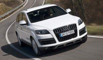 Кроссовер Audi Q7: сэкономим на топливе