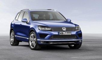 13 декабря 2014 г. Авто АЛЕА превратит знакомство с новым Volkswagen Touareg в приключение!