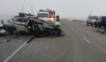 Авария в Орловской области: пять человек погибло