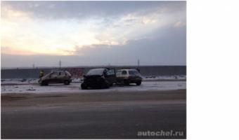 Крупная авария в Челябинске