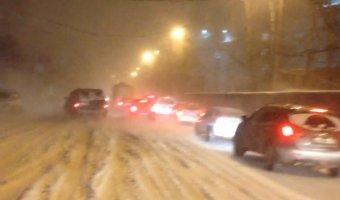 Циклон в Хабаровске стал причиной десятка ДТП