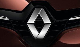 Бюджетный Renault