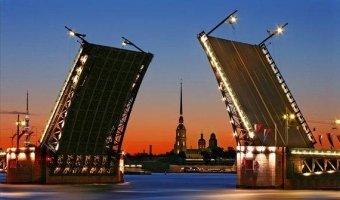 В Петербурге разведут мосты