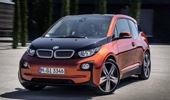 BMW: самостоятельная парковка автомобиля