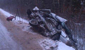 Крупная авария в Ивановской области