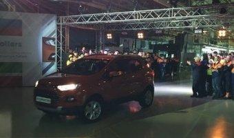 Ford Sollers запустил производство в Набережных Челнах