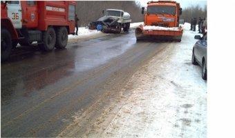 Волгоградская область: лобовое столкновение унесло три жизни