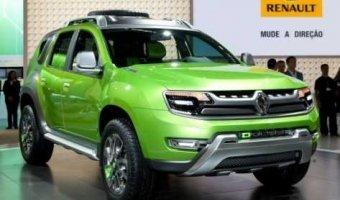 Новинку Renault Duster сделали семиместной