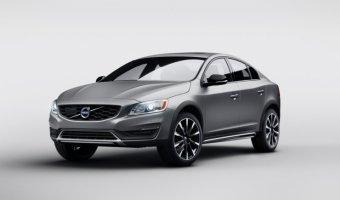 Детройт: кросс-версия седана Volvo S60