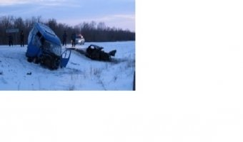 Авария в Оренбургской области: смертельный исход