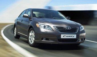 Toyota Camry: новая гибридная силовая установка