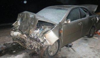 ДТП в Курской области: столкнулись четыре автомобиля