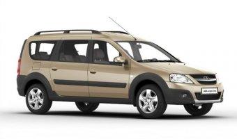 Lada Largus Cross: старт продаж через 10 дней