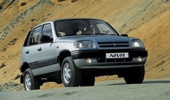 Увеличены цены на Chevrolet Niva