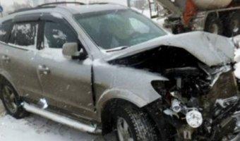 ДТП в Ленинградской области унесло жизни шести человек