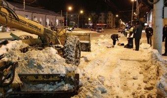В Костроме женщина погибла под колесами автогрейдера