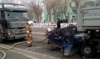 Смертельное ДТП в Свердловской области