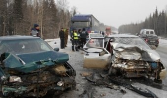 Республика Коми: один человек погиб и 8 пострадали