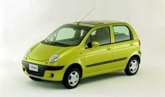Цена на Daewoo Matiz упала почти на 100 тысяч рублей