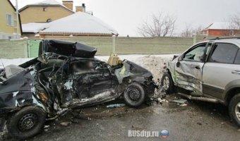 Авария в Чебоксарах унесла жизни двух человек