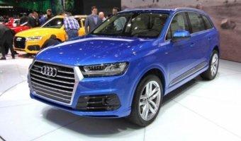 От Audi Q7 к новому Audi Q8 - концерн продолжит экспансию на рынке SUV