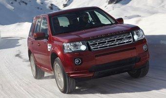Land Rover Freelander 2: на пути к цели нет преград!