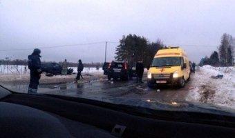 Тверская область: в аварии погиб четырехлетний ребенок