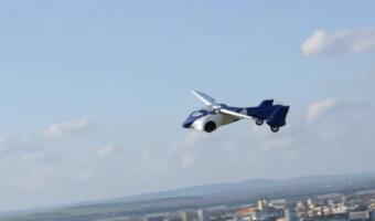 Летающий автомобиль: от проекта к реальности