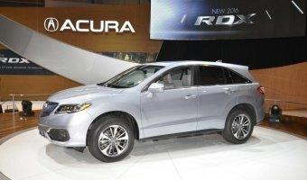 В США стартовали продажи обновленного Acura RDX