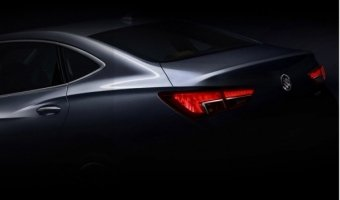 В Китае появился предвестник Opel Astra – Buick Verano