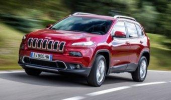 Начало продаж дизельных Jeep Cherokee в России.