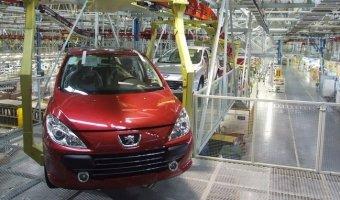 Приостановлена сборка автомобилей Peugeot, Citroеn и Mitsubishi в Калуге