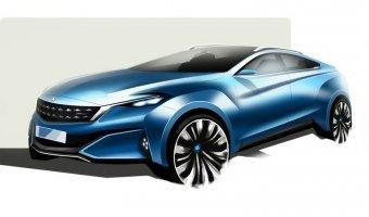 Dongfeng Nissan представит новый концепт-кар
