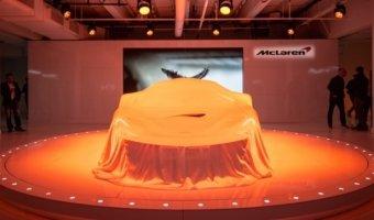 Новый McLaren 540C