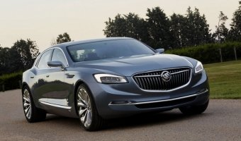 Buick планирует выпустить новый серийный седан