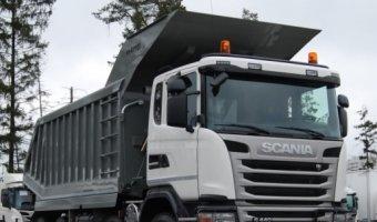 Новые карьерные самосвалы от Scania и Iveco