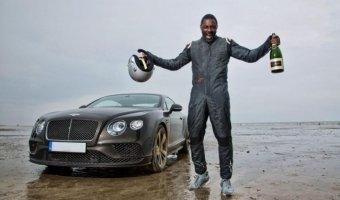 Bentley  Idris Elba