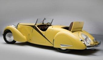 Французская легенда - купе от Бугатти:  Bugatti Type 57