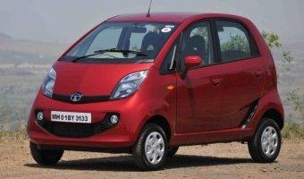 Индийский Tata Nano прошел обновление