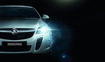 Новая версия Holden Insignia VXR