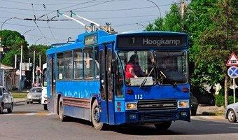 Троллейбус насмерть сбил пешехода в Таганроге
