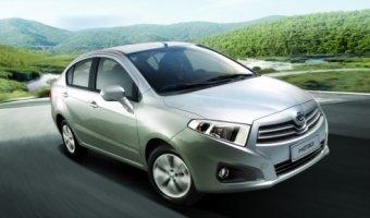 В России начались продажи Brilliance H230 в двух кузовах