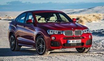 BMW планирует собирать кроссовер X4 на российском заводе «Автотор»