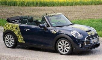 Новый Mini-кабриолет почти без камуфляжа